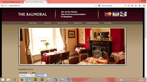 Balmoral Guest Accommodation Skegness